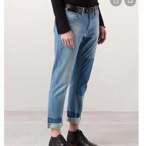 HOPE BY RINGSTRAND SODERBERG STAY PATCH JEANS